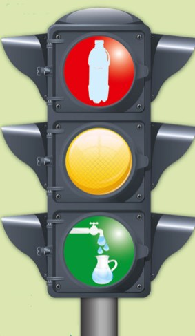 Plastic free semaforo