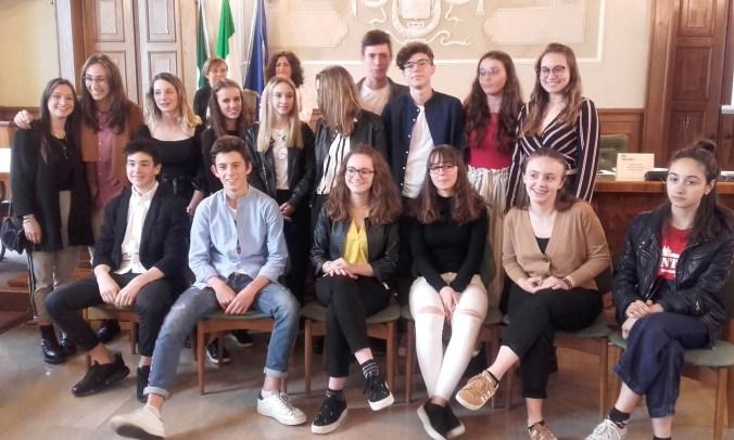 Studenti in partenza con Intercultura