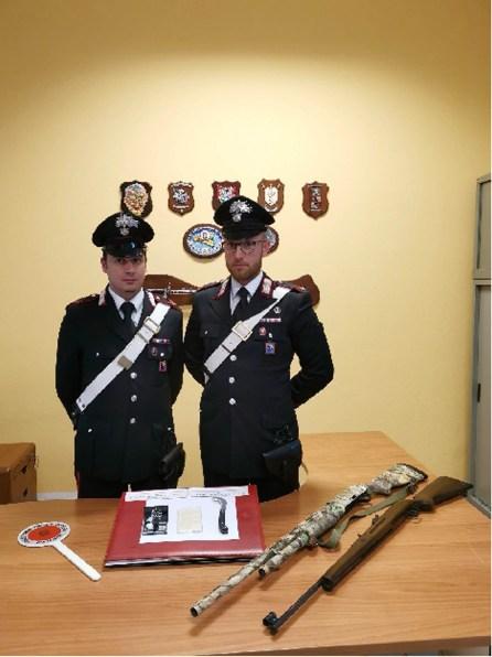 carabinieri ostiglia