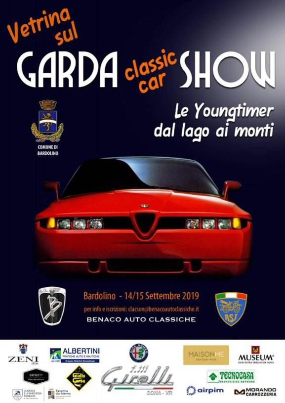 GARDA CLASSIC CAR SHOW 2019