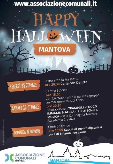 halloween MANTOVA 2019
