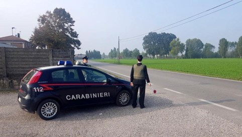 carabinieri stazione di pegognaga