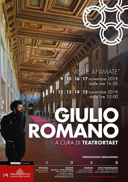 GIULIO ROMANO RIVIVE