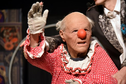 La riscossa del clown_Madame Rebinè