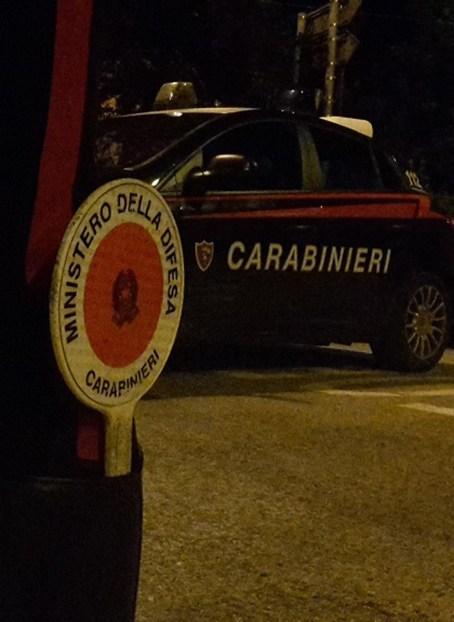 carabinieri mantova