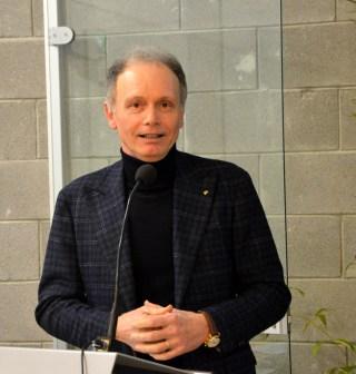 Alberto Cortesi presidente confagricoltura mantova