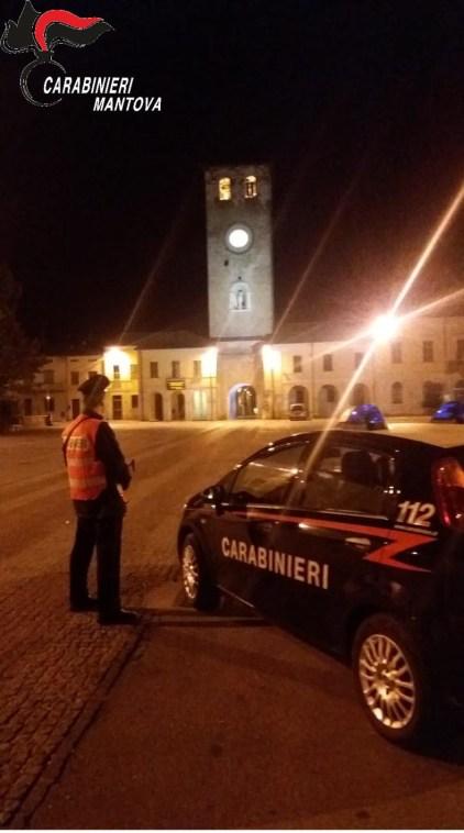 carabinieri canneto sull'oglio