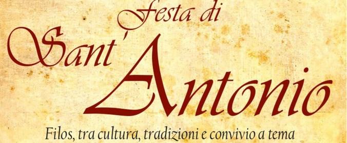locandina eventi Sant'Antonio 2020