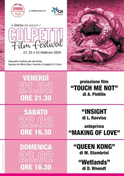Colpetti Film Festival 2020