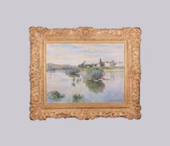 Monet_La Seine à Lavacourt_1878