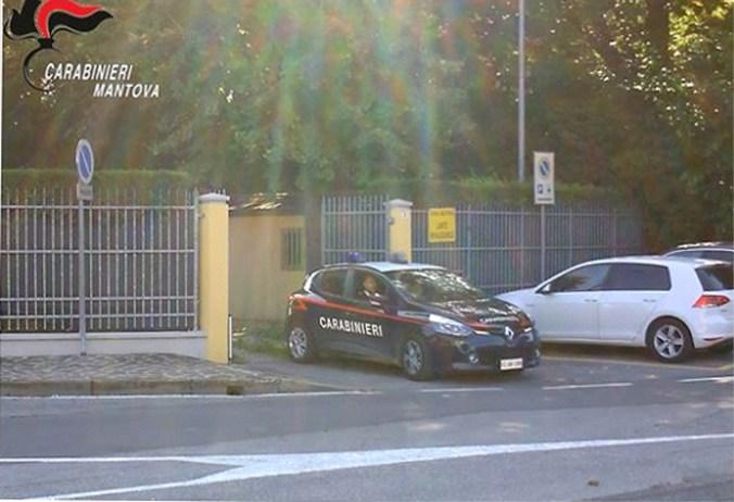 carabinieri castel goffredo