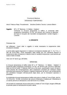 ordinanza Provincia 1