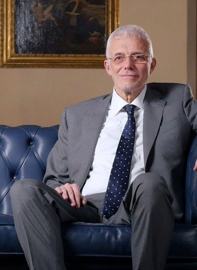ALBERTO ARRIGO GIANOLIO PRESIDENTE FONDAZIONE BAM