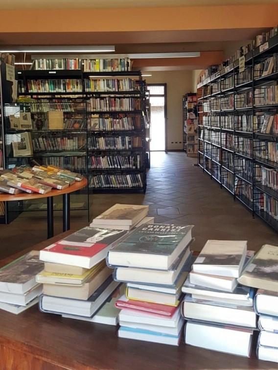 La biblioteca Luigi Varoli
