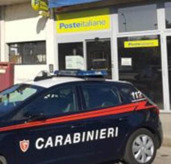 POSTE ITALIANE E CARABINIERI