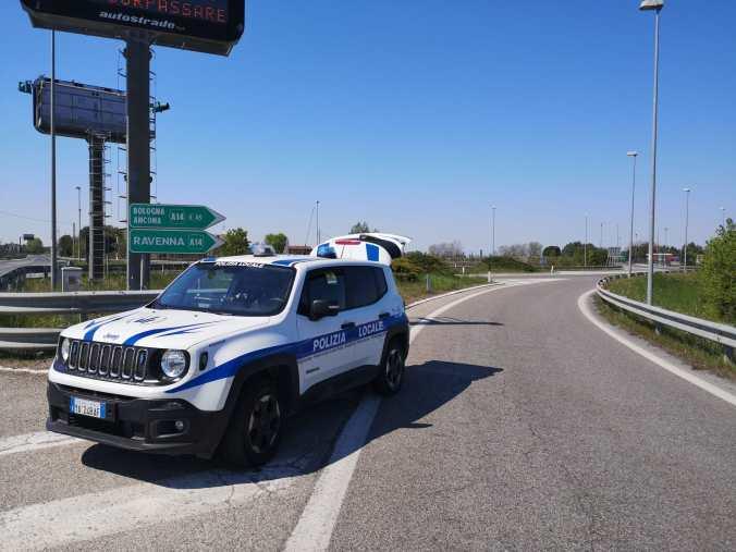 Polizia locale della Bassa Romagna
