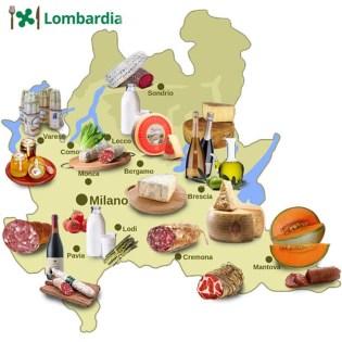 lombardia food