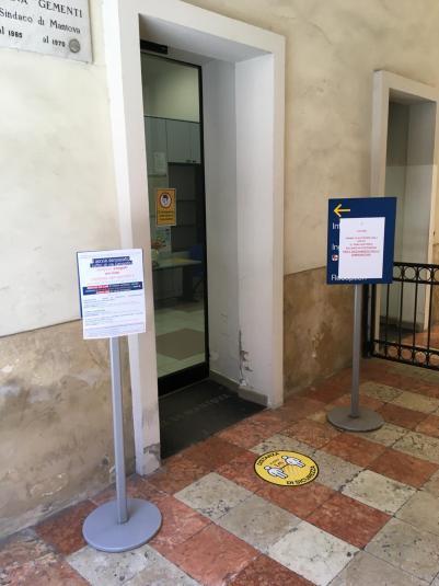 Comune Mantova via Roma 2
