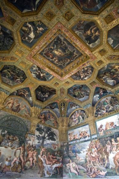 Palazzo Te - Camera di Amore e Psiche (2)