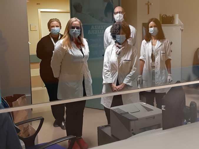 Radiologia ospedale Carlo Poma di Mantova