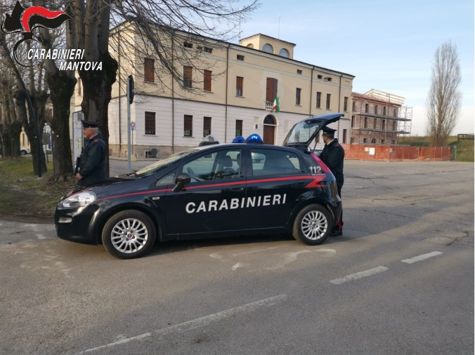 Carabinieri Gazzuolo