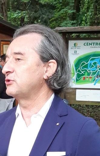 MAURIZIO PELLIZZER PRESIDENTE PARCO DEL MINCIO