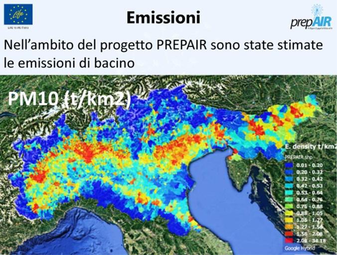 emissioni pm 10