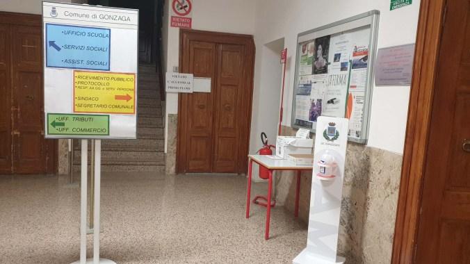 uffici comunali gonzaga