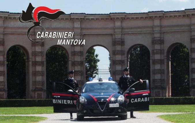 Carabinieri Mantova cattura latitante