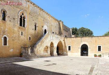 GIOIA DEL COLLE (Bari) Il castello normanno svevo