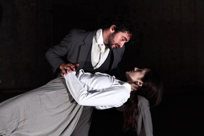 LA MITE1 Teatro Presente - ph. G. Ciavarra