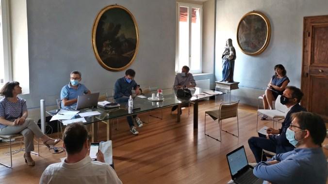 Riunione sul progetto Lavoro agile in Bassa Romagna (2).jpg