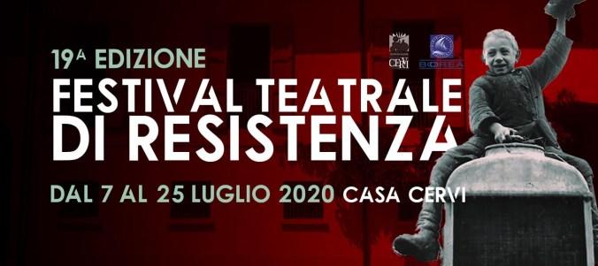 festival teatrale della resistenza