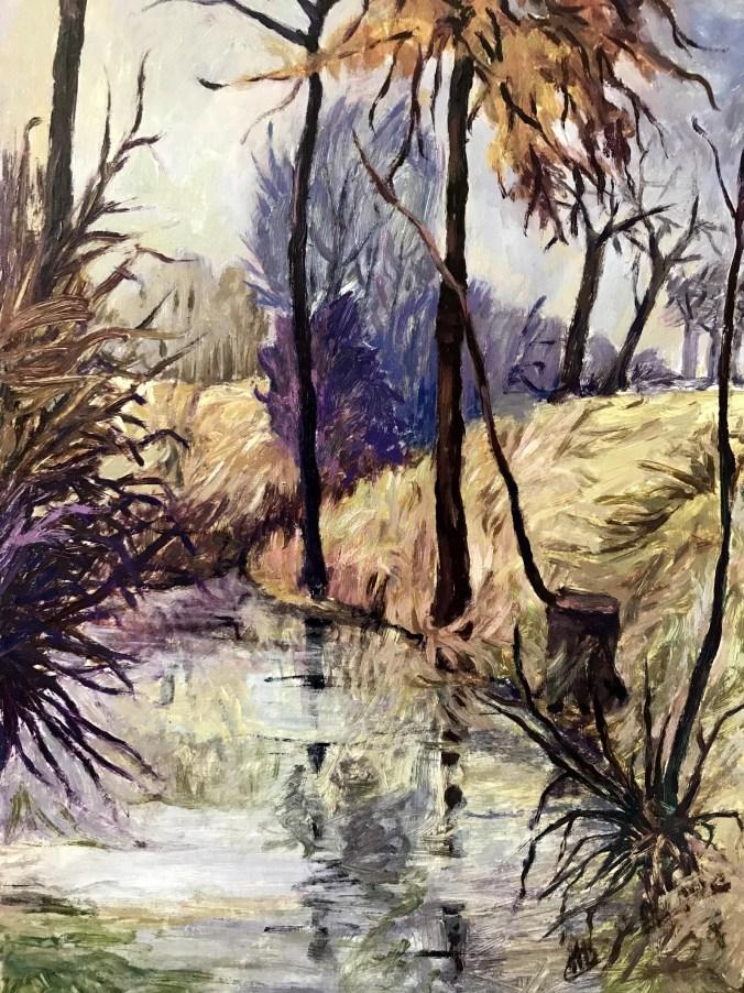 Paesaggi e personaggi retrospettiva dell'artista mantovano mario Dall'Acqua 4
