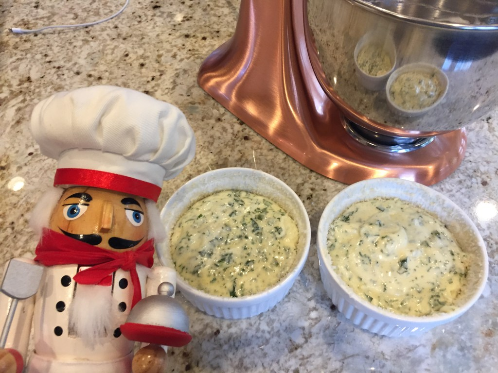Pepe with kale & cheddar shuffles