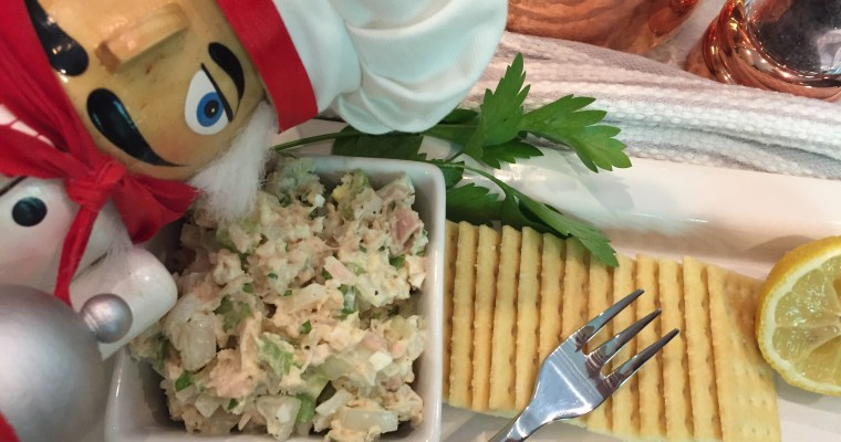 Light and Healthy Tuna Salad