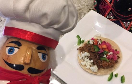 Smoky Pulled Pork Street Tacos