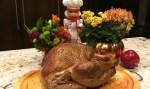 juicy smoked turkey
