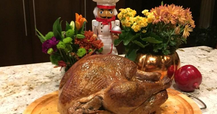 Easy & Juicy Smoked Turkey