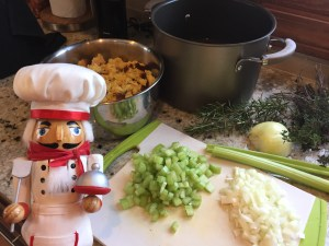 cornbread stuffing ingredients