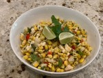 Jicama and Corn Salad