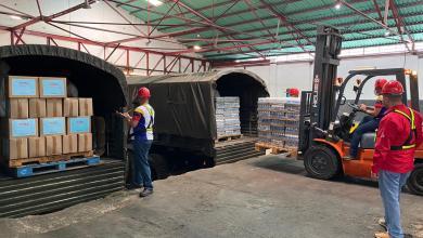 Photo of Almacenadora Caracas entrega 42 toneladas de insumos médicos al CEOFANB