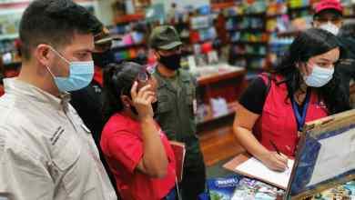 Photo of Fiscales de entes reguladores inspeccionaron centros comerciales en la Gran Caracas