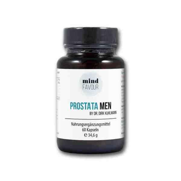 MIND FAVOUR Nahrungsergaenzungsmittel Prostata Men Kapseln kaufen 2019