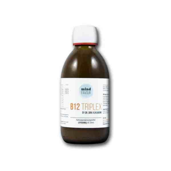 MIND FAVOUR B12 Triplex Hydroxocobalamin Methylcobalamin Adenosylcobalamin als Nahrungsergaenzungsmittel kaufen