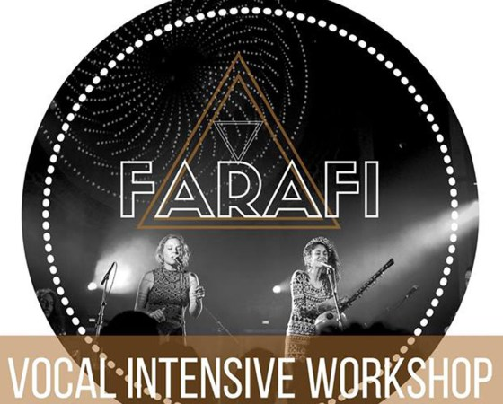 VOCAL INTENSIVE WITH FARAFI