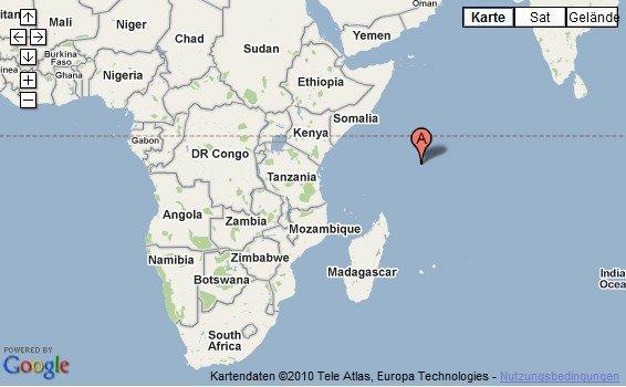 Karte Seychellen.Seychellen Karte Mind Storm