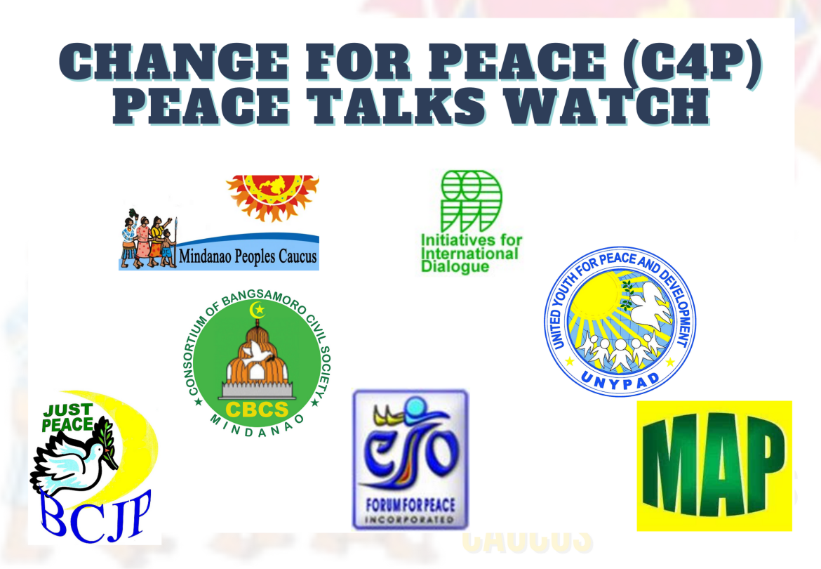 Statement on the Launching of Change for Peace (C4P) Peace Talks Watch