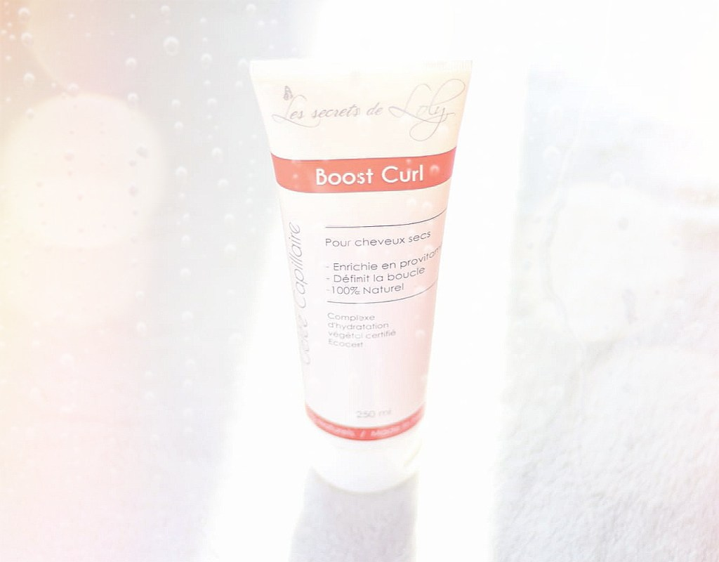 Mind & Beauty : Boost Curl, Les secrets de Loly