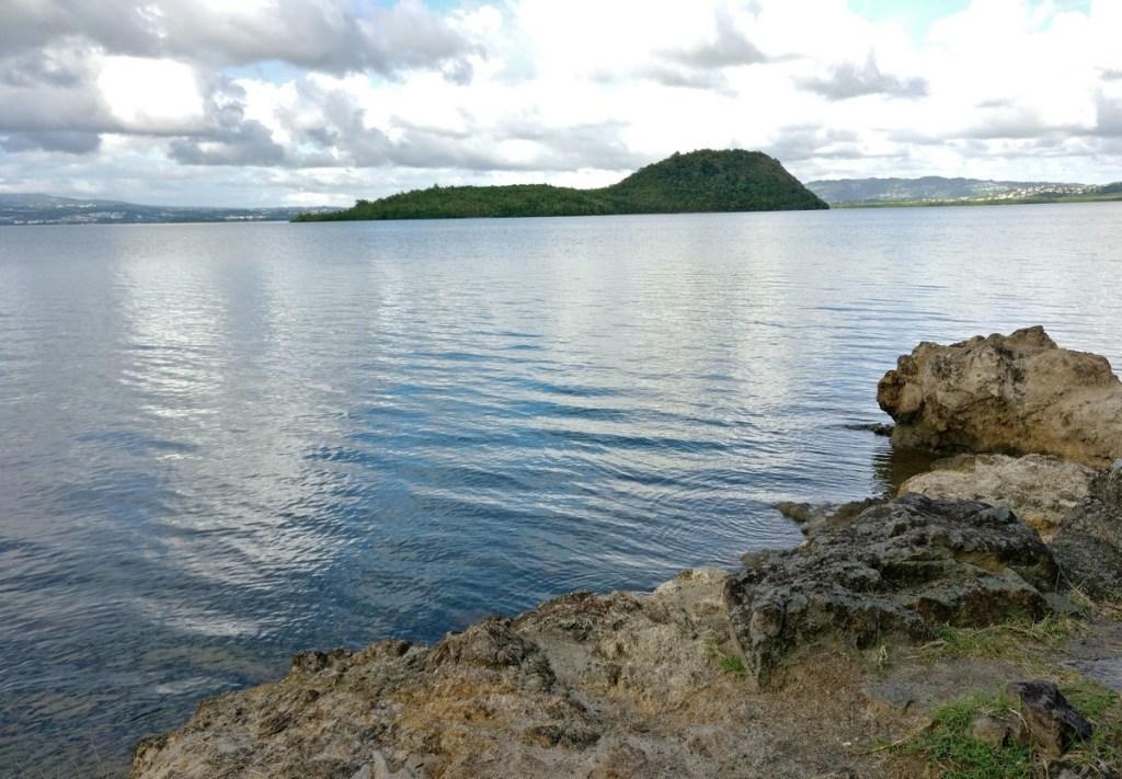 vue sur la baie de Fort-de-France